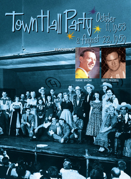At Town Hall Party Oct.1958 & Aug.1959 DVD(0)