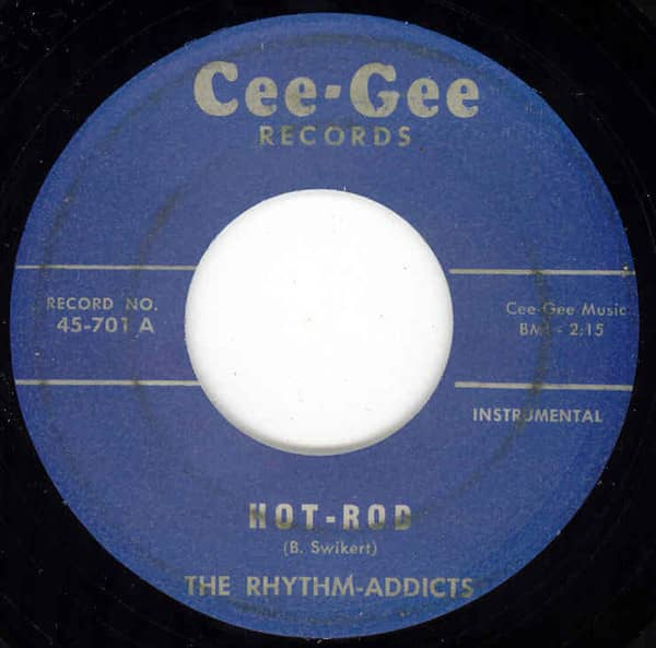 Hot Rod - If You're Square 7inch, 45rpm