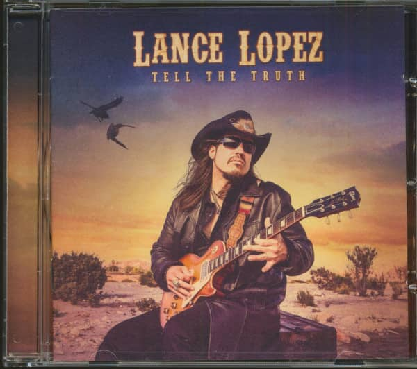 Tell The Truth (CD)