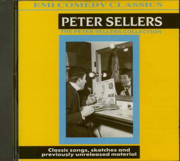 The Peter Sellers Collection (CD)