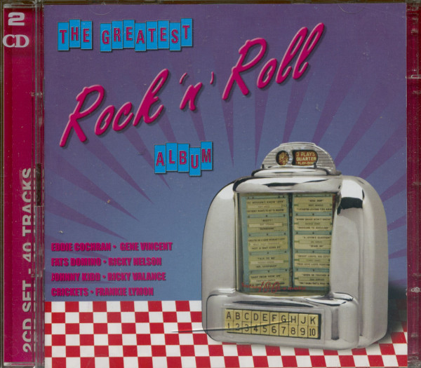 The Greatest Rock 'n' Roll Album 2-CD