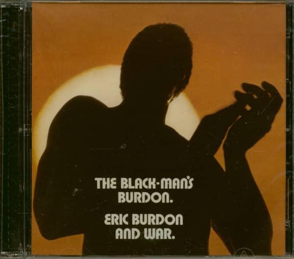 The Black Man's Burdon (2-CD)