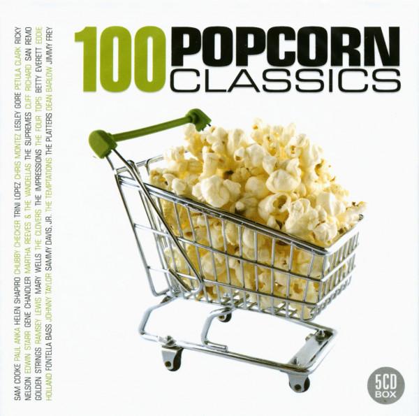 100 Popcorn Classics (5-CD)