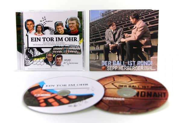 Fussball-WM Spezial - Der Ball ist rund & Ein Tor Im Ohr (2-CD Bundle)
