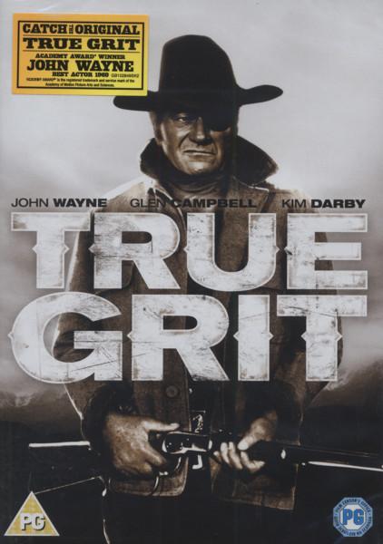True Grit (Der Marshall)(1969)