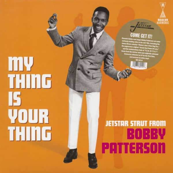 My Thing Is Your Thing (LP, Colored Vinyl)