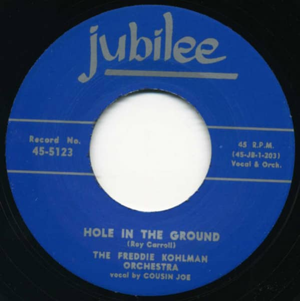 Hole In The Ground - Ooh, You Bring Out...7inch, 45rpm