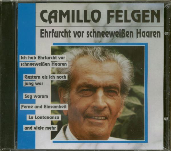 Ehrfurcht Vor Schneeweißen Haaren (CD)