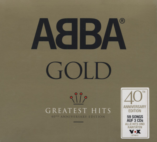 Gold - Greatest Hits (Limited 40th Anniversary Edition) (3-CD)