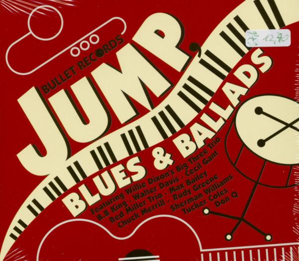 Bullet Records - Jump, Blues & Ballads