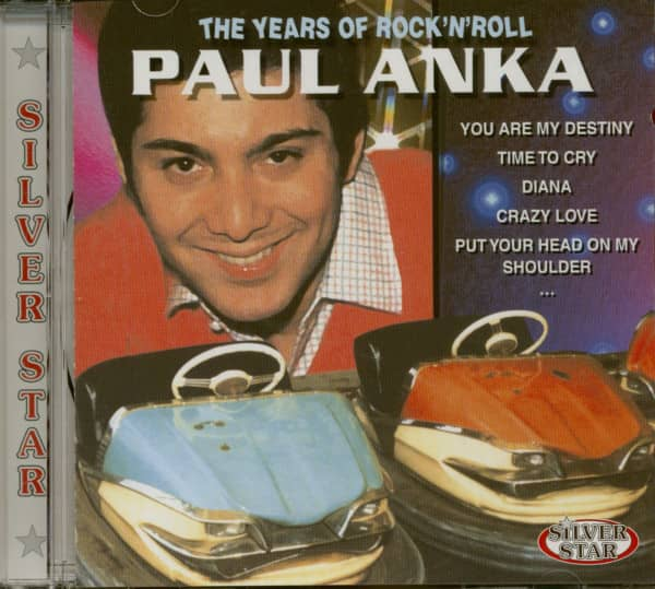 The Years Of Rock 'N' Roll (CD)