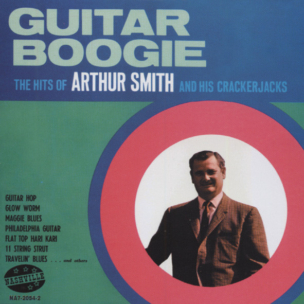 Guitar Boogie - The Hits Of