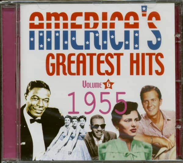 America's Greatest Hits Vol.6 - 1955 (CD)