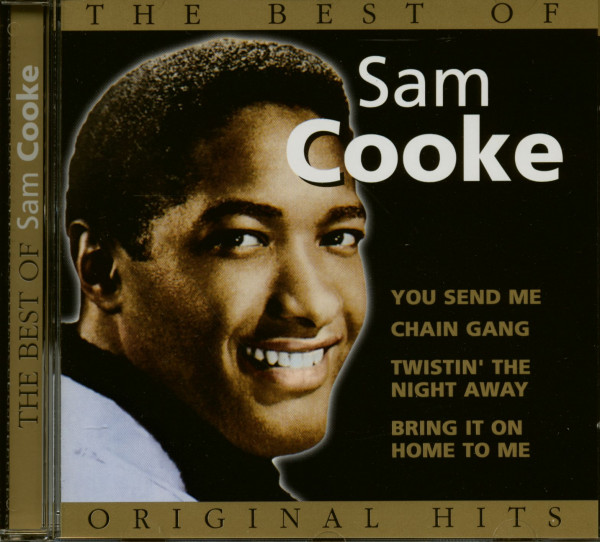 The Best Of Sam Cooke (CD)