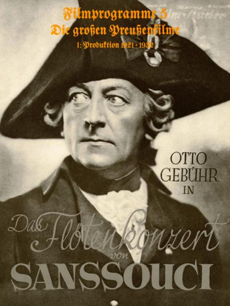Die großen Preußenfilme 1921-1932