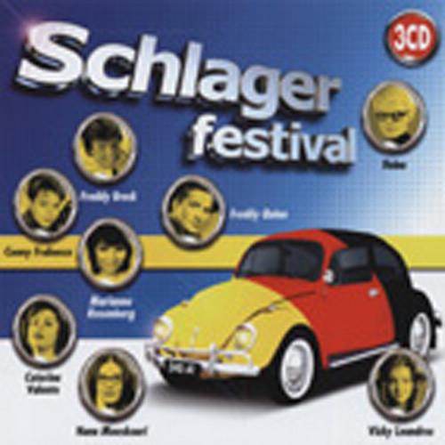 Schlager Festival (3-CD)