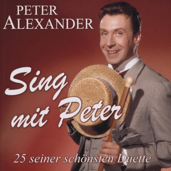 Sing mit Peter - 25 seiner schoensten Duette