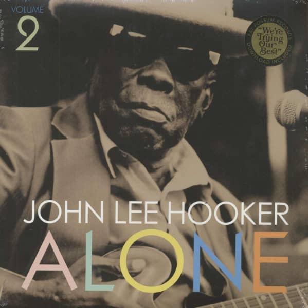 Alone (LP)