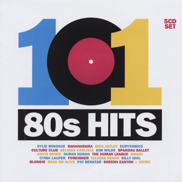 101 80s Hits (5-CD)
