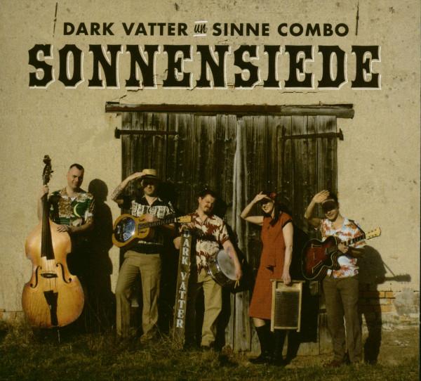 Dark Vatter un Sinne Combo - Sonnesiede (CD)