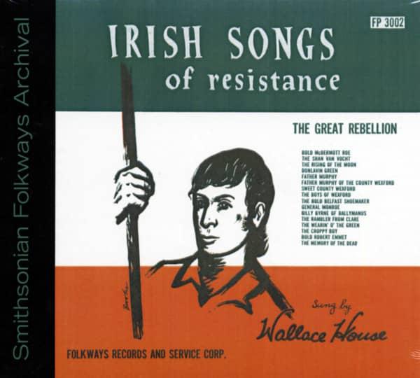 Irish Songs Of Resistance - The Great Rebellion