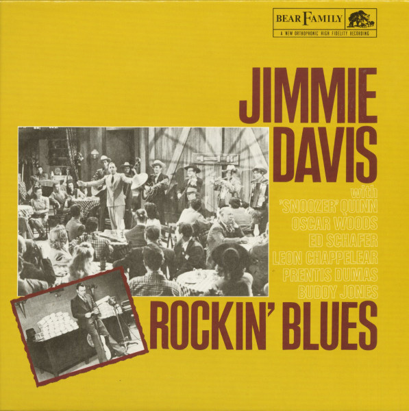 Rockin' Blues (LP)