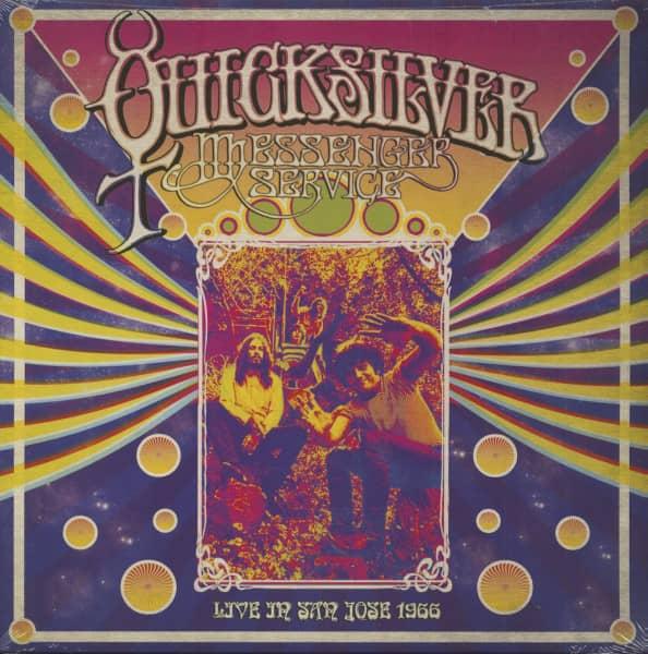 Live In San Francisco 1966 (2-LP)