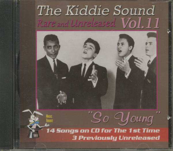 The Kiddie Sound, Vol.11 (CD)