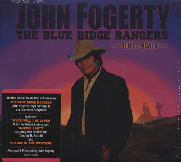 The Blue Ridge Rangers Rides Again (EU)