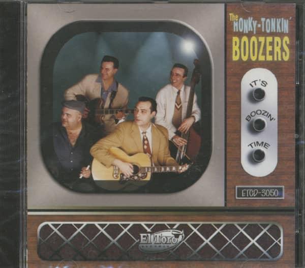 It's Boozin' Time (CD)