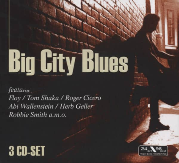 Big City Blues (3-CD)