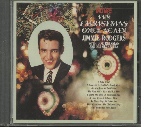 It's Christmas Once Again - 1959 Stereo Album (CD)