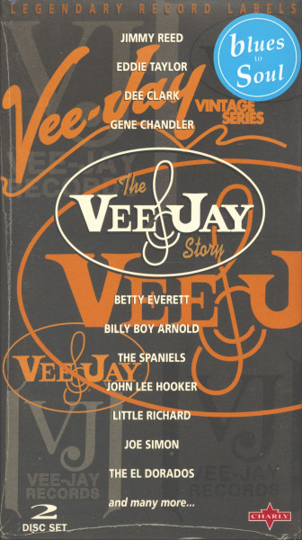 The Vee-Jay Story (2-CD Digibook)