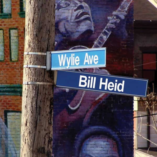 Wylie Avenue