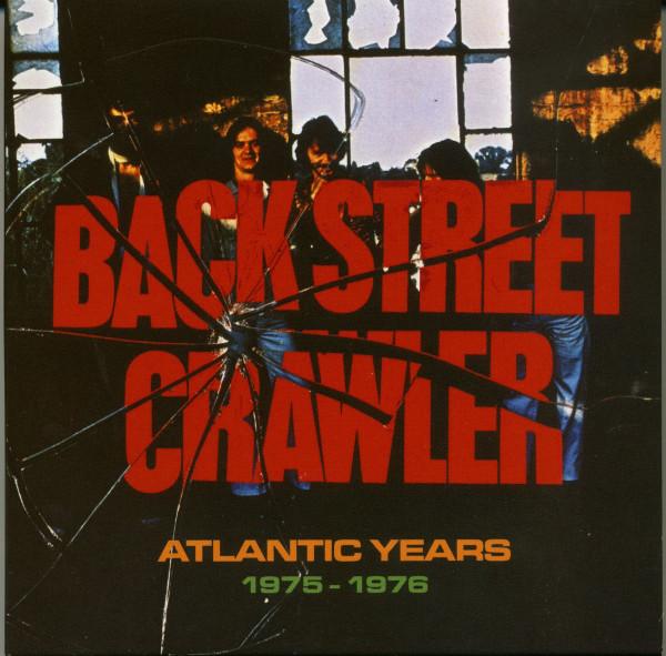 Atlantic Years 1975 - 1976 (4-CD)