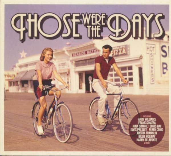 Those Were The Days (3-CD)