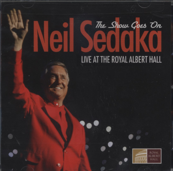The Show Goes On: Live At The Royal Albert Ha