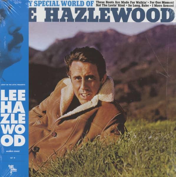 The Very Special World Of Lee Hazlewood (LP, 180g Vinyl)