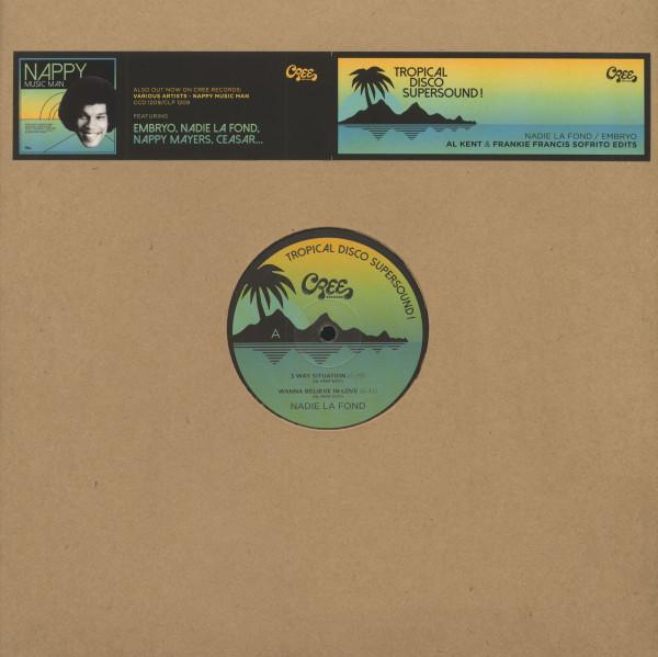 Frankie Francis & Al Kent Edits (12 inch vinyl EP)