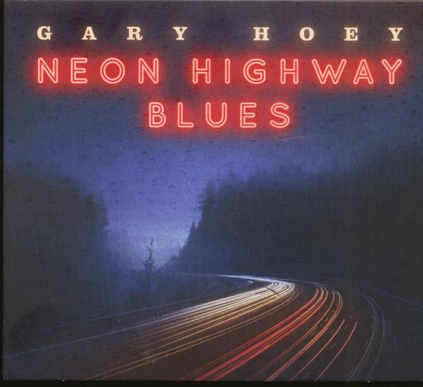 Neon Highway Blues (CD)