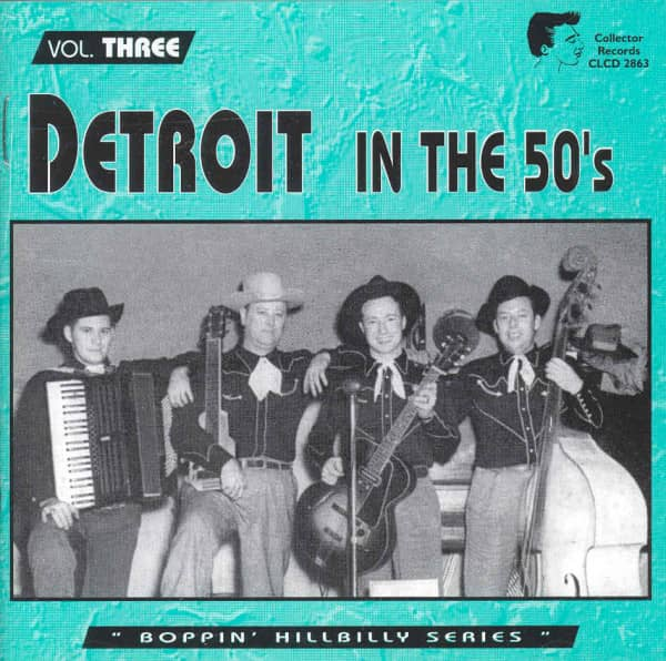 Vol.3, Detroit In The 50s