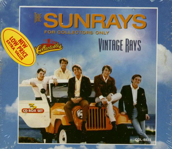 Vintage Rays (3-CD)
