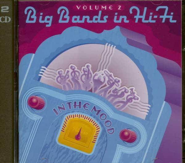 Big Bands In Hi-Fi Vol.2 (2-CD)