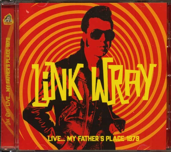 Live... My Father's Place 1979 (CD)