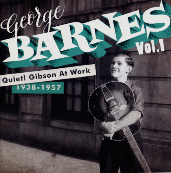 Quiet! Gibson At Work 1938-1957 Vol. 1 (2-CD)