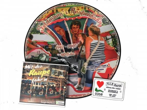 Mit der Raupe fahr'n - Bundle (CD & Picture Vinyl)