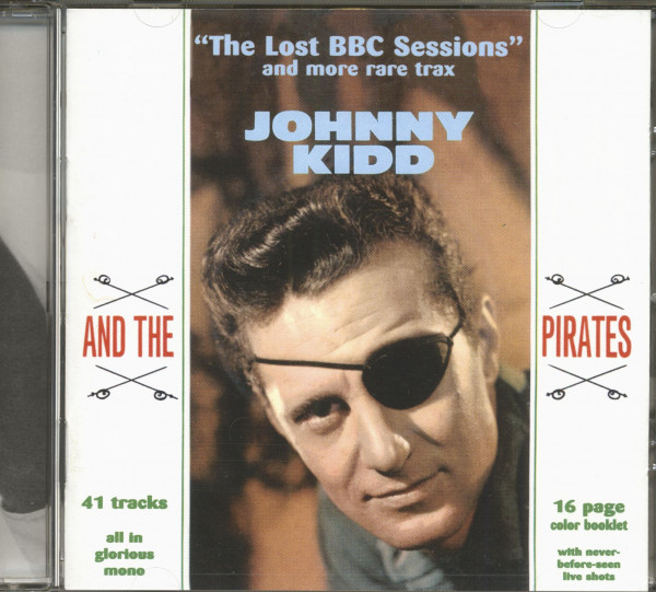BBC Sessions & Rarities 1959-61