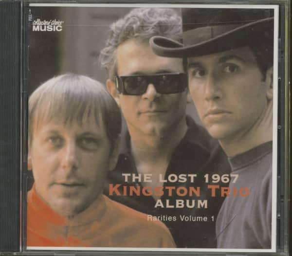 The Lost 1967 Kingston Trio Album...plus (CD)