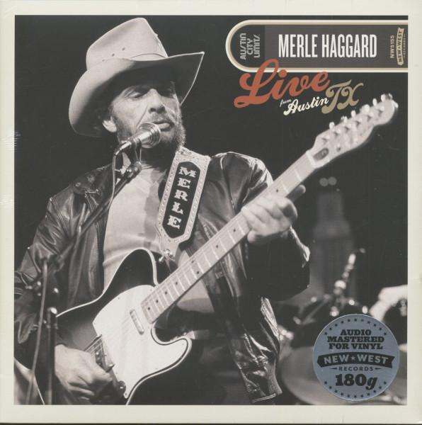 Live From Austin, TX (LP, 180g Vinyl)