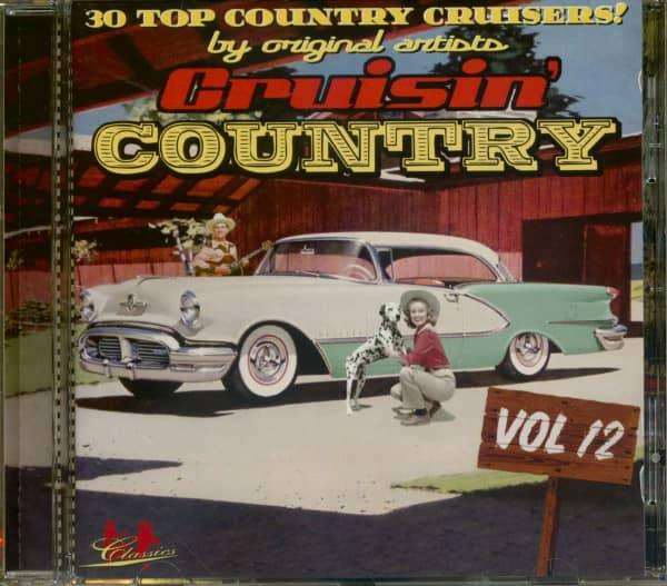 Cruisin' Country Vol. 12 (CD)